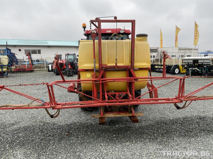 Пръскачки Пръскачка BEYNE 1000 л - 21 м. 4 - Трактор БГ