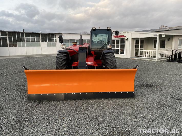 Техника за почистване Гребло за сняг DELEKS -Италия 0 - Трактор БГ
