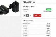 HIFI FILTER SH60279